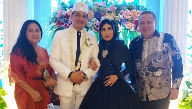 Ivan Fadilla menikahi Sarni, seorang wanita anggota DPRD Bogor