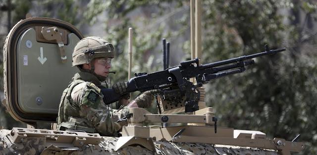 Έχει ο καιρός γυρίσµατα στο Αφγανιστάν