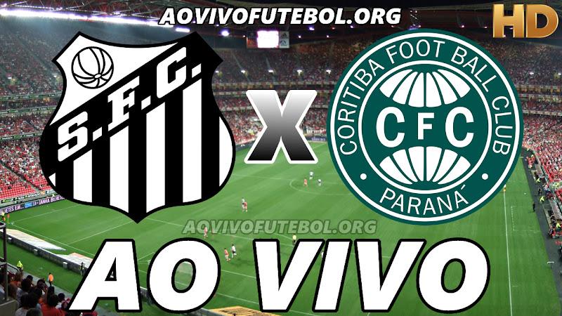 Santos x Coritiba Ao Vivo Online HD