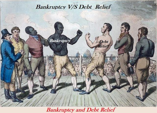 Bankruptcy_V/S_ Debt Relief