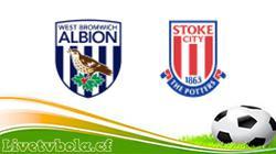 West Brom vs Stoke City