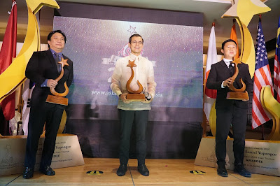 Mayor Isko Moreno, Asia Leaders Awards