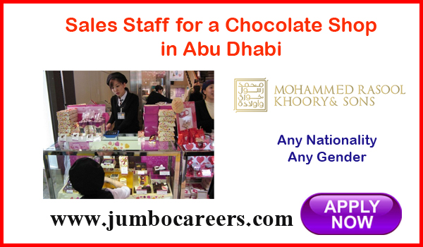 Current jobs in Abu Dhabi, bu Dhabi jobs for Indians,