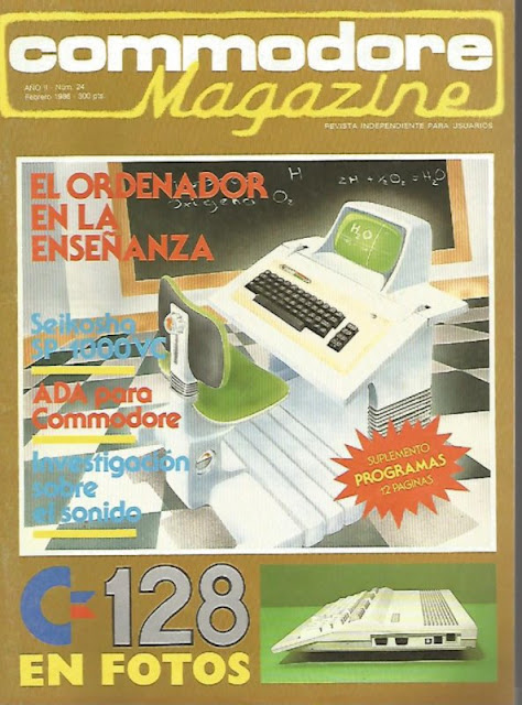Commodore Magazine #24 (24)