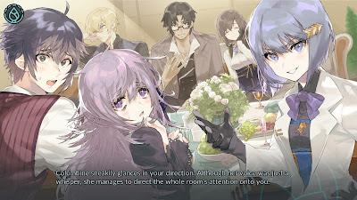 Lotus Reverie First Nexus Game Screenshot 2