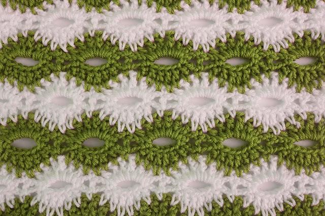 3 - Crochet Imagenes Puntada sol a crochet y ganchillo por Majovel Crochet