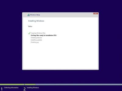 إعداد ويندوز 10 للإقلاع USB