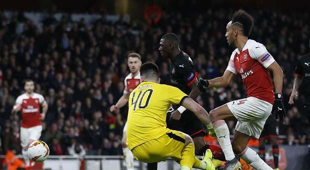 Liga Europa, Arsenal Tekuk Rennes 3-0