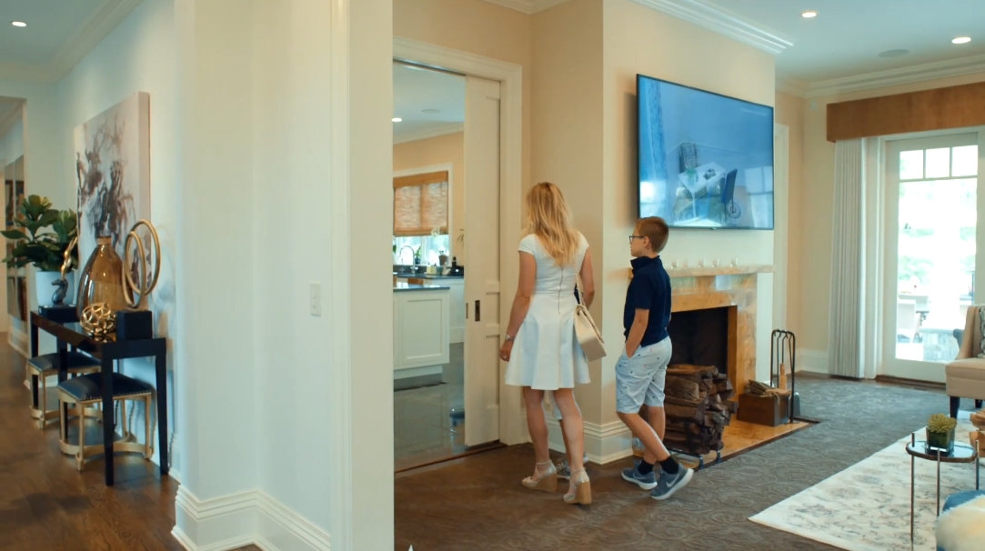 43 Photos vs. 1 Hidden Pond Dr, Old Westbury, NY Luxury Mansion Tour Interior Design