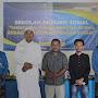 PCNU Bone Bolango Apresiasi Sekolah Ansos PMII UNG