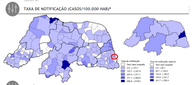 SESAP confirma oficialmente primeiro caso de Coronavirus em Georgino Avelino