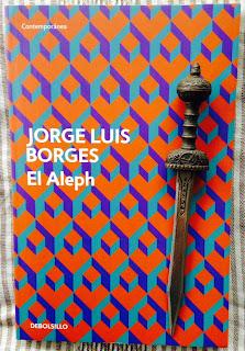 Portada del libro El Aleph, de Jorge Luis Borges