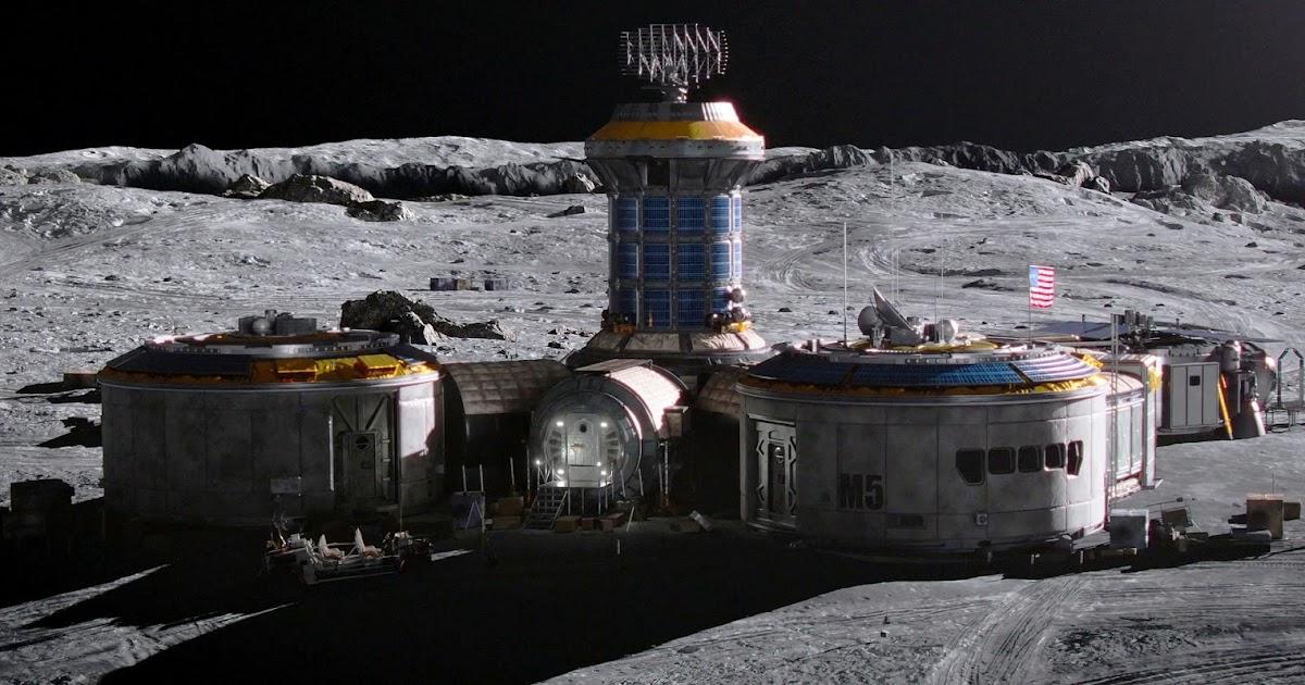 "Lunar scenes in season 2 of ""For All Mankind"" alternate history TV series"