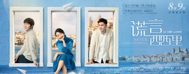 2016 Chinese film Never Said Goodbye