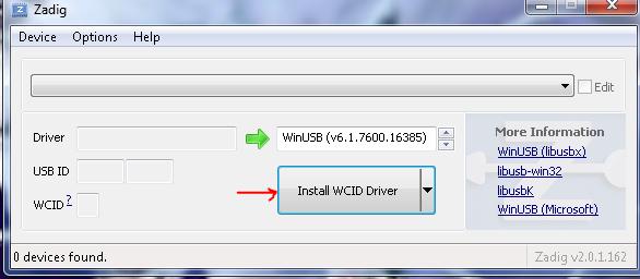 Cara Setup USB Redfury ASIC Miner