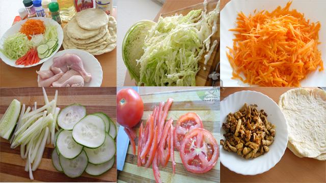How To Make Beef Shawarma At Home