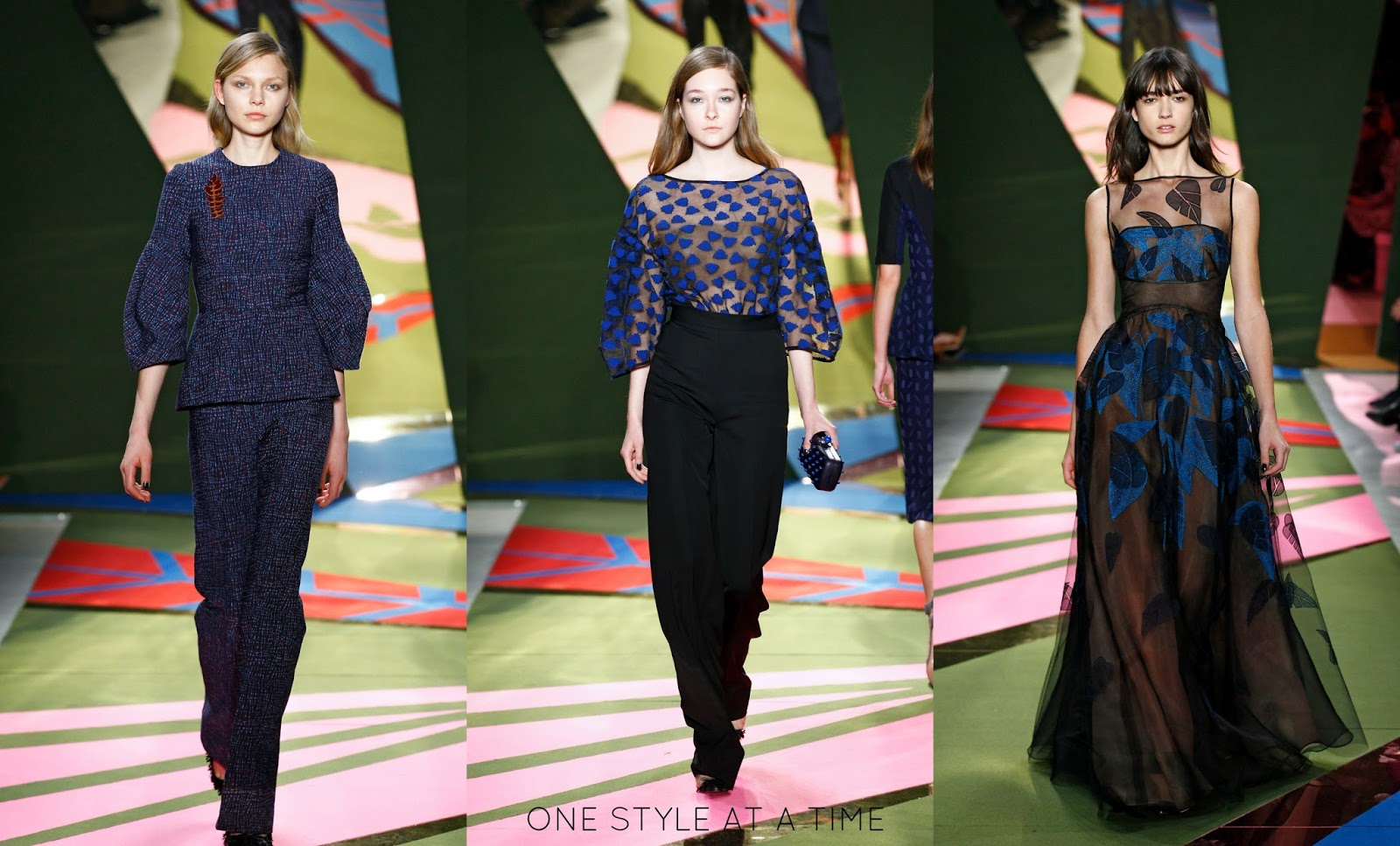 NYFW FW16: LELA ROSE FROM DAY TO NIGHT COLLECTION