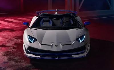 Lamborghini Aventador SVJ Roadster Xago