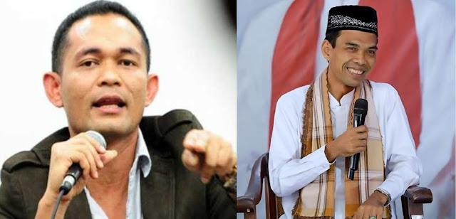 Boni Hargens vs ustadz Abdul Somad dan Felix Siauw
