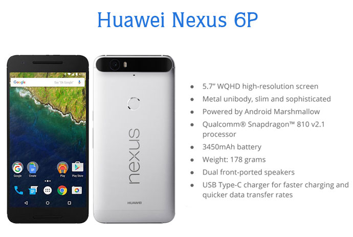 Huawei Nexus 6P copia incolla: come fare?