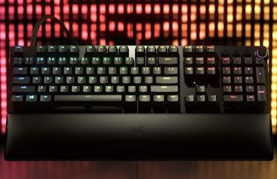 Keyboard Gaming Huntsman V2 Analog