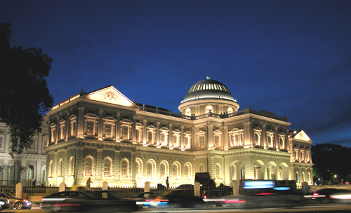 Greats Vacation: Wonderful Places to See in Singapore on National Museum Of Singapore  id=56786
