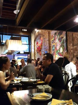 Chat Thai Restaurant at Haymarket Sydney