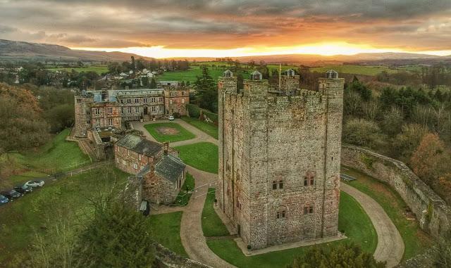Best Images of Appleby Castle - United Kingdom