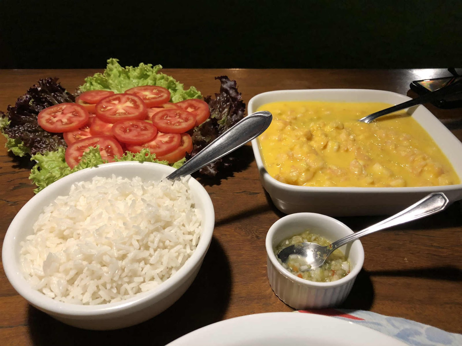 Restaurante Donanna - Barra Grande