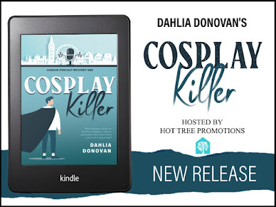 Cosplay Killer Release Blitz