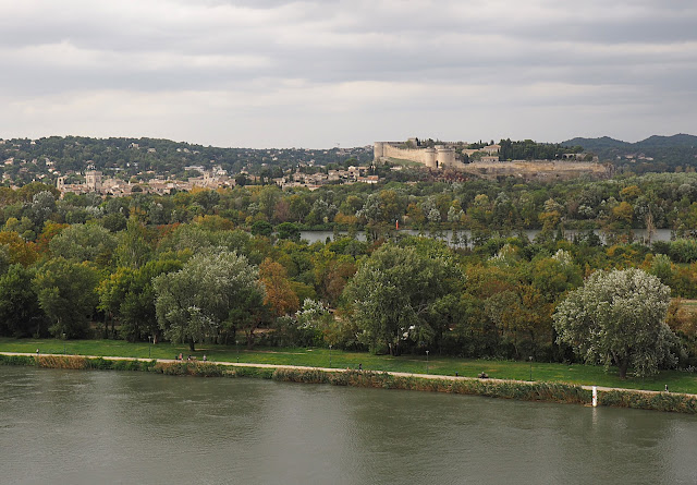 Вильнёв-лез-Авиньон - форт Сент-Андре (Villeneuve-les-Avignon - Fort Saint-Andre)
