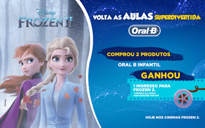 volta as aulas superdivertida oralb
