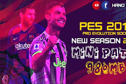 New MINI Patch Season 2021 V1 - PES 2013