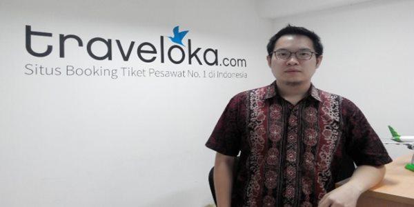 Pemilik Traveloka