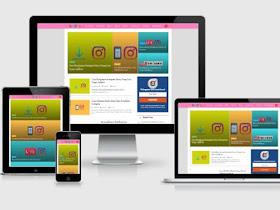 Viomax Go Premium - Responsive Blogger Template
