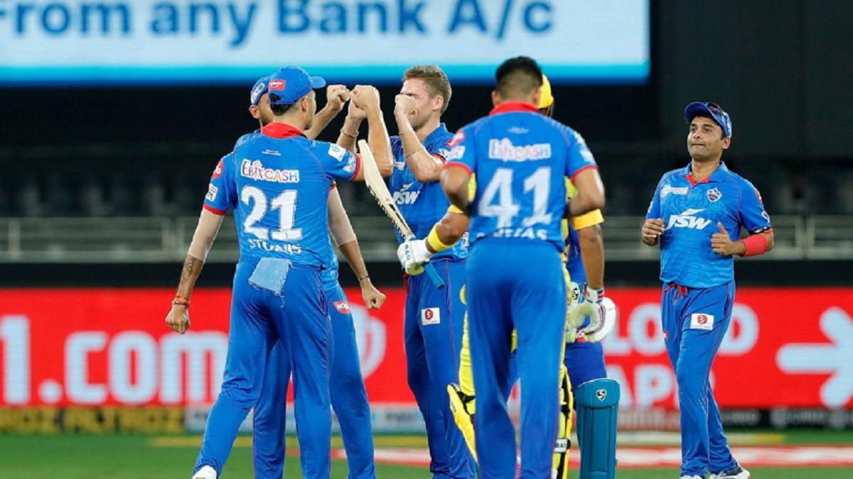CSK vs DC हाइलाइट्स, IPL 2020 मैच आज: दिल्ली कैपिटल्स ने चेन्नई सुपर किंग्स को 44 रन से हराया