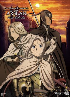 Arslan Senki (Anime)