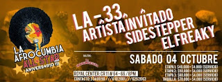 La Afrocumbia All Star ( III Aniversario