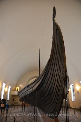 奧斯陸, Oslo, Viking ship museum, 維京船博物館