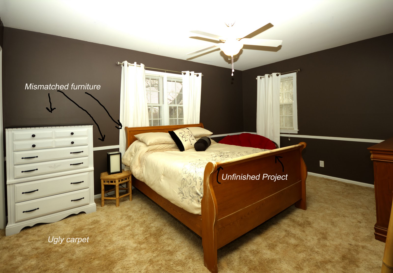 Brown Bedroom Furniture   Bedroom Furniture High Resolution