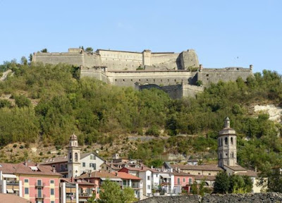 Il Forte di Gavi,meta ideale, per una vacanza o gita in Piemonte