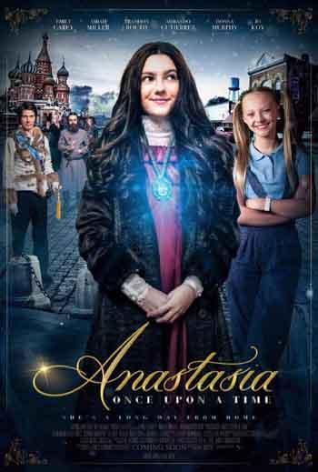 Anastasia 2019 480p 300MB BRRip Dual Audio [Hindi - English] MKV