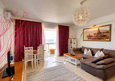 opinii cazare apartament hotel Boutique Citadel Eforie Nord