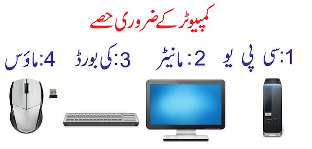 computer courses in urdu