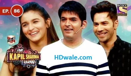 The Kapil Sharma Show Episode 86 Download – 4th March 300mb