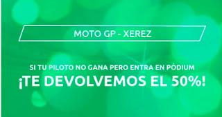 Mondobets promo Moto GP - Jerez 2-5-2021
