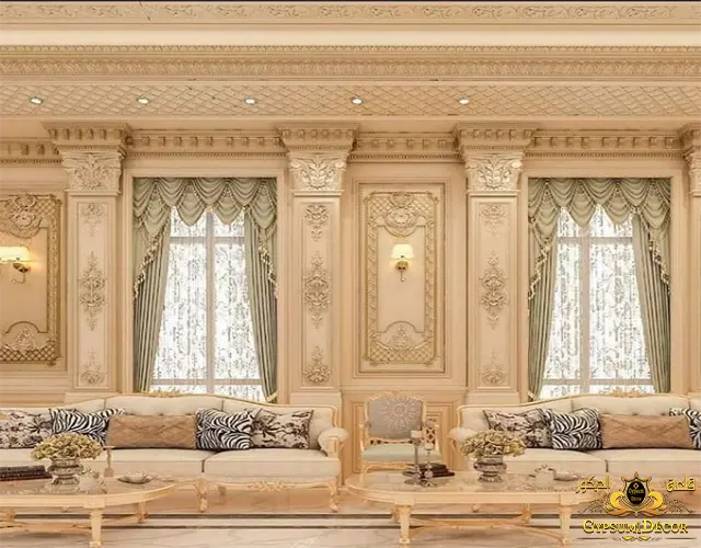 قلعة الديكور بنوهات الحائط