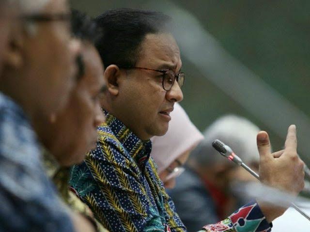 Virus Corona Sudah di Level Tertinggi, Anies Baswedan Terbitkan Instruksi Gubernur