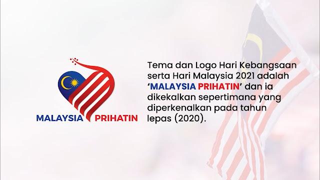 Selamat Hari Kemerdekaan Yang Ke-64 Tahun - Malaysia Prihatin