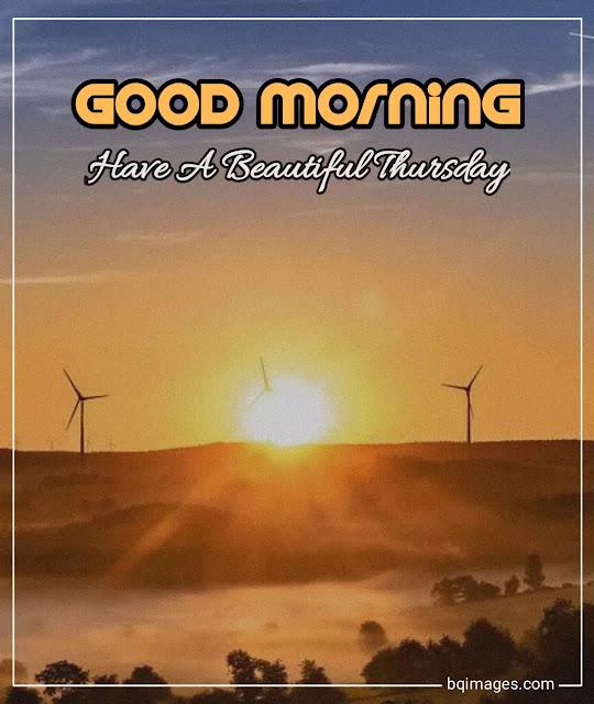 sunrise good morning happy thursday images
